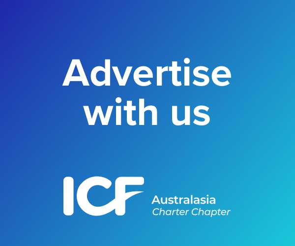 Promote with ICF Australasia