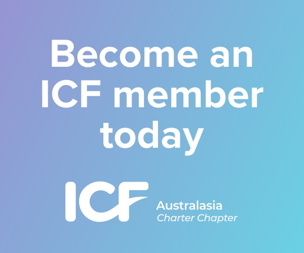 Become an ICF member today